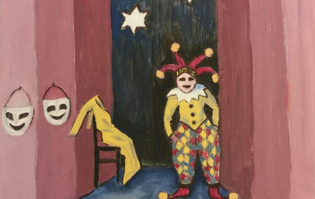 Pyynikkilän renkituvassa 29.6. – 21.7. taidenäyttely teemalla Teatterimaailma.